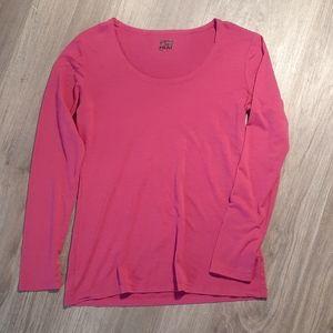 32 Degrees Large Fushia Pink Weatherproof Shirt